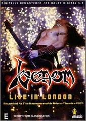 Venom - Live on DVD