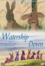 Watership Down - 25th Anniversary Edition on DVD