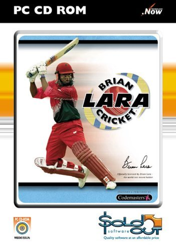 Brian Lara Cricket 2005 for PC Games