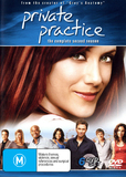 Private Practice - The Complete 2nd Season (6 Disc Set) on DVD