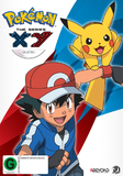 Pokemon: The Series X & Y - Collection 1 DVD