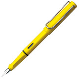 Lamy safari Fountain Pen Yellow Medium (018)
