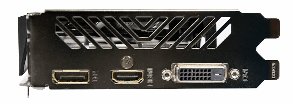Gigabyte GeForce GTX 1050 Ti OC 4GB Graphics Card image