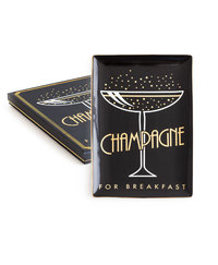 Jazz Age - Champagne For Breakfast Tray