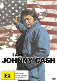 I Am Johnny Cash on DVD image