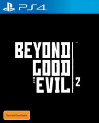 Beyond Good & Evil 2 for PS4