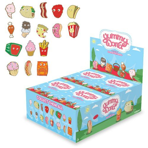 Yummy World: Series 1 - Enamel Pin (Blind Box) image