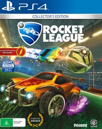 Rocket League Collector's Edition for PS4