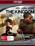 The Kingdom on HD DVD