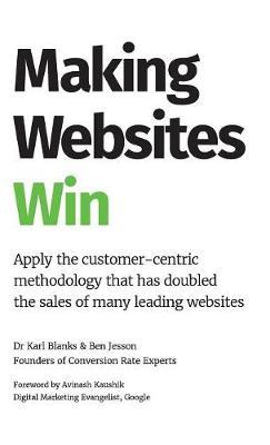 Making Websites Win by Karl Blanks image