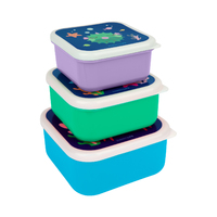 Sunnylife: Kids Nested Containers - Under Sea (Set of 3)