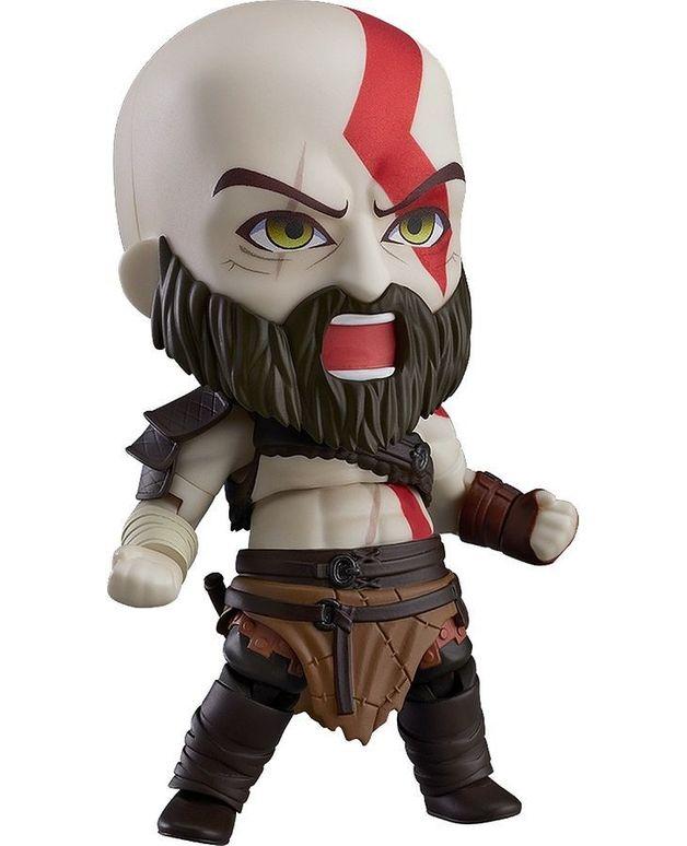 God of War: Kratos - Nendoroid Figure