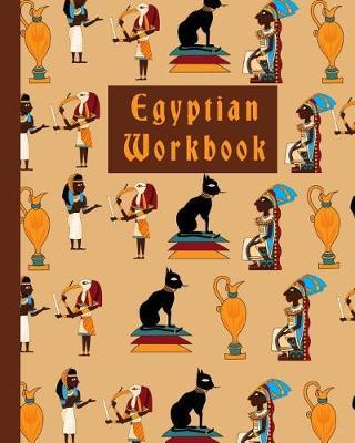 Egyptian Workbook by Kiddo Teacher Prints