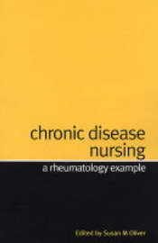 Chronic Disease Nursing by Susan Oliver image