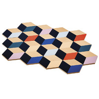 Areaware: Table Tiles Modern Coasters