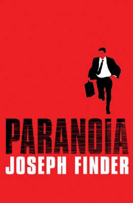 Paranoia by Joseph Finder image