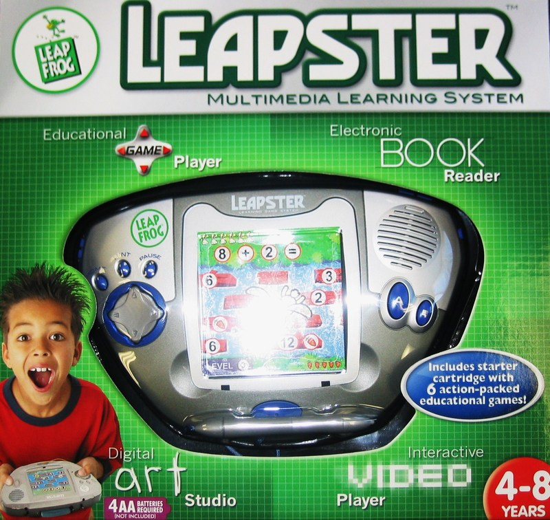 LeapFrog Leapster Learning Game System image