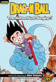 Dragon Ball: Chapter Book, Vol. 1 by Akira Toriyama