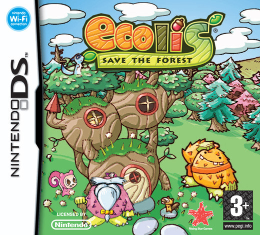 Ecolis: Save the Forest (AKA Eco Creatures: Save the Forest) for DS