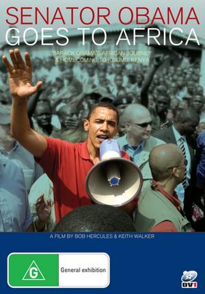 Senator Obama Goes To Africa on DVD