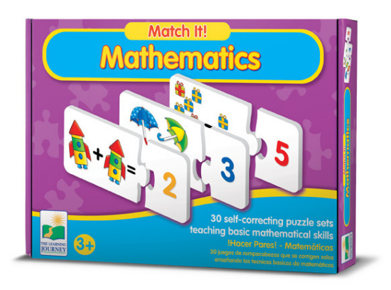 Match It - Mathematics