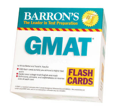 GMAT Flash Cards by Hinda Baslaz