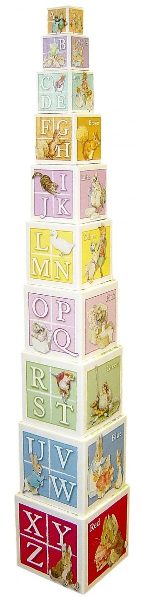 Beatrix Potter Building Blocks image
