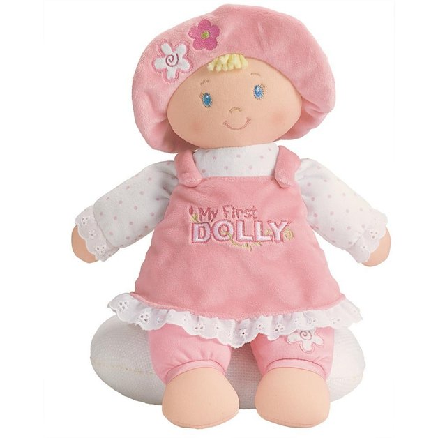 Gund: My First Dolly - Blonde