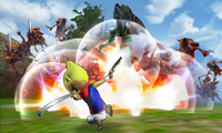 Hyrule Warriors Legends for Nintendo 3DS image