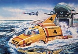 1/48 Thunderbird 4 - Model Kit