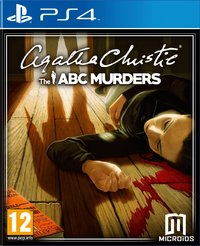 Agatha Christie: The ABC Murders for PS4