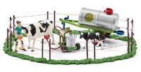 Schleich: Cow Family on the Pasture
