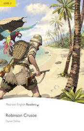 Level 2: Robinson Crusoe by Daniel Defoe image