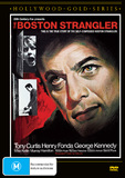 The Boston Strangler on DVD