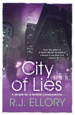 City Of Lies by R.J. Ellory image