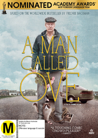 A Man Called Ove on DVD image