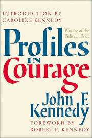Profiles in Courage by John F Kennedy image