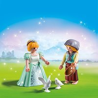 Playmobil: Princess and Handmaid Duo Pack image