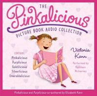 The Pinkalicious Picture Book Audio Collection by Victoria Kann