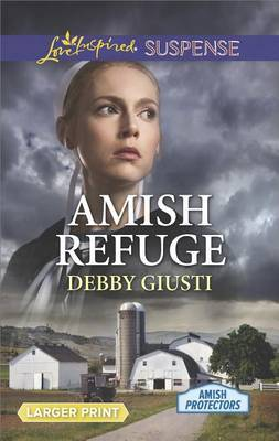 Amish Refuge by Debby Giusti image
