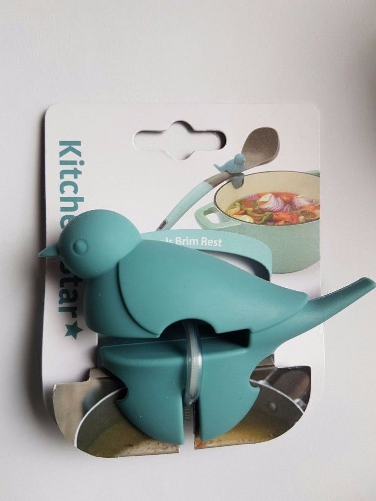 Spoon Sparrow - Utensil Rest image