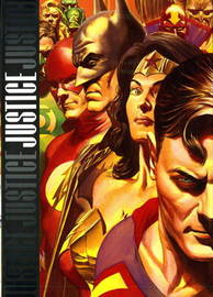 Absolute Justice by Alex Ross image