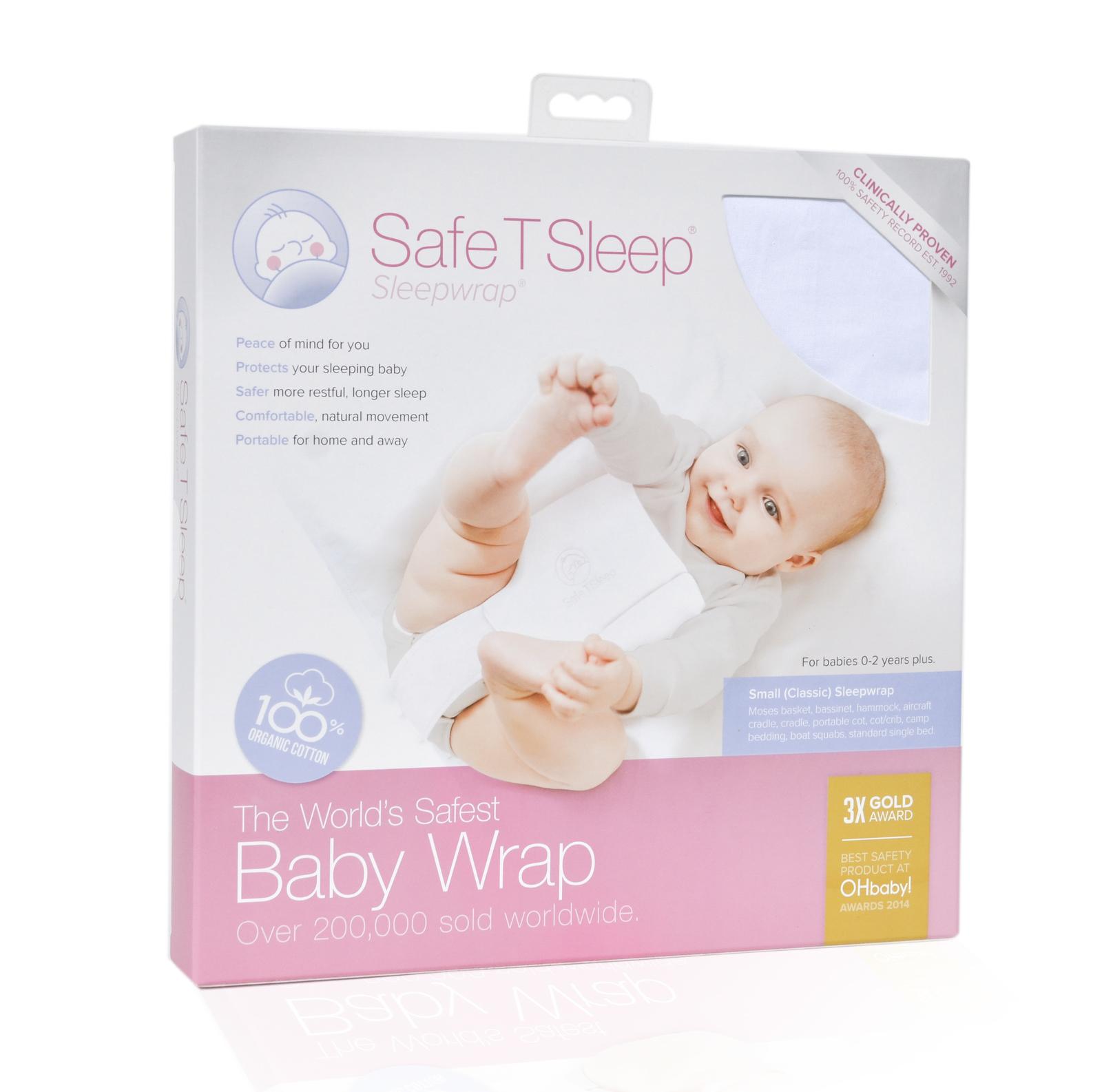 Safe T Sleep Sleepwrap-Small (classic) image