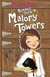 Summer Term at Malory Towers by Pamela Cox image