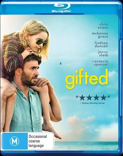 Gifted on Blu-ray image