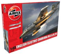 Airfix English Electric Canberra B(i).6/B.20 1:48 Model Kit