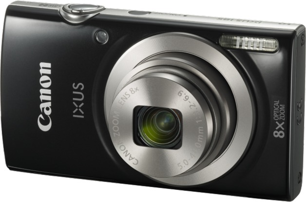 Canon IXUS 185 Black Digital Camera