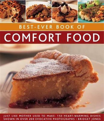 Best-Ever Book of Comfort Food by Bridget Jones image