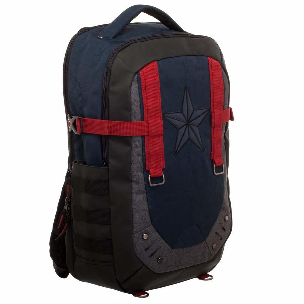 Marvel: Captain America - Built Up Backpack image