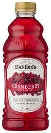 Bickfords: Premium Juice - Cranberry (1L)